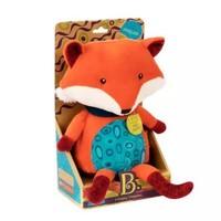 B.Toys 比乐 儿童学说话玩具狐狸公仔 *2件