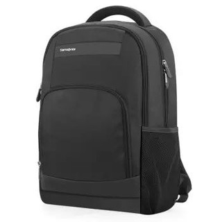 Samsonite 新秀丽 36B 14英寸双肩背包 黑色