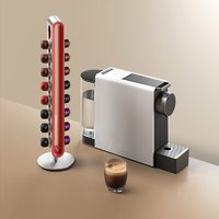 SCISHARE心想胶囊咖啡机mini小型意式全自动家用办公咖啡胶囊机