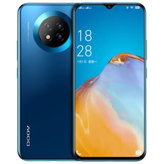 朵唯(DOOV)D6 pro 6GB+128GB 翡翠蓝 智能手机 4G全网通 老人学生双卡双待手机