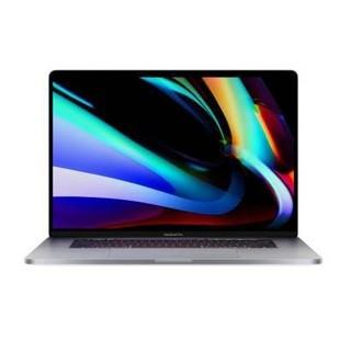 Apple 苹果 MacBook Pro(2019款)银色 16英寸笔记本电脑 (i7、16GB、512GB、AMD Radeon Pro 5300M )