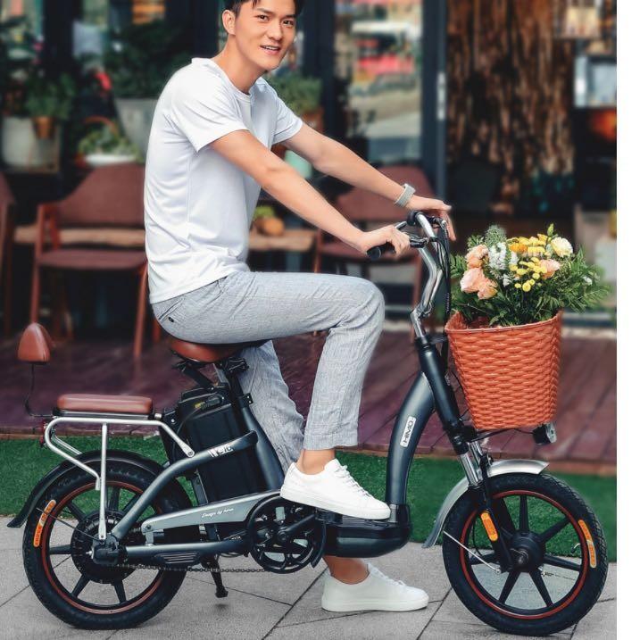 HIMO C16 电动助力自行车
