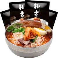 朴家食品 朝鲜冷面 4袋