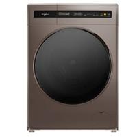 Whirlpool 惠而浦 易近系列 EWDC406020RG 洗烘一体机升级款空气洗 10KG 星曜棕