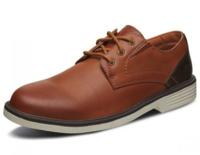 SKECHERS 斯凯奇 USA系列 66438-COG 男士商务休闲鞋