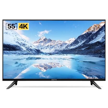 KKTV AK55 55英寸 4K超高清(3840*2160) 电视