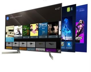 SONY 索尼 49X9000F系列 液晶电视