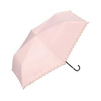 w.p.c 刺绣星星伞 晴雨两用3折伞