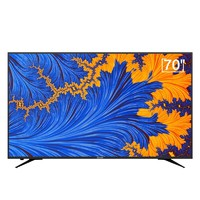 1日0点:SHARP 夏普 X6A系列 70X6A 70英寸 4K超高清液晶电视