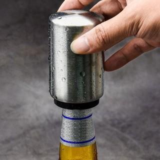 好餐聚 不锈钢啤酒开瓶器  本色