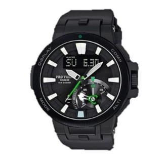 CASIO 卡西欧 PROTREK登山系列 PRW-7000FC-1B 男士电波手表