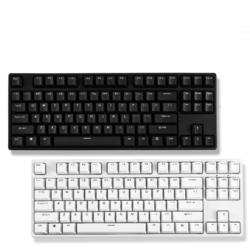 GANSS 高斯 GS87D 蓝牙双模机械键盘(新版)