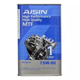 京东PLUS会员 : AISIN 爱信 手动变速箱油 75W-90 GL-4 1L *4件