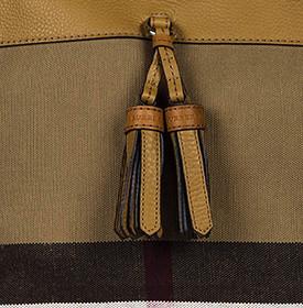BURBERRY 博柏利 THE ASHBY系列 女款单肩包手提包