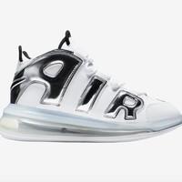 Nike Air More Uptempo 720 皮蓬液态银