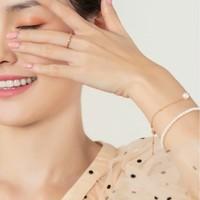 六福珠宝 F87ZZY003 淡水珍珠手链