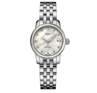 MIDO 美度  贝伦赛丽系列 M039.007.11.106.00 女士自动机械手表