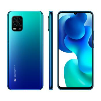 小米10 青春版 5G智能手机 8GB+256GB 蓝莓薄荷—叠加北京券