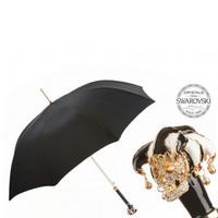 Pasotti 葩莎帝 水晶骷髅头手柄手工伞