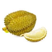 百果园 泰国金枕头榴莲 4.5-5kg(1-2个)