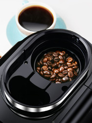高泰现磨咖啡机家用全自动一体机美式煮咖啡机迷你小型电动研磨豆