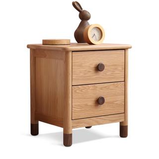源氏木语 Y16A01 全实木床头柜