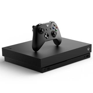 微软xboxone x天蝎座xbox游戏机电视家用