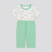 UNIQLO 优衣库 婴幼儿短袖睡衣套装 424749