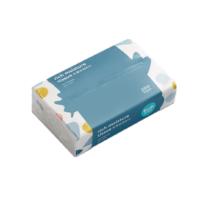 kub 可优比 88vip:KUB婴儿云柔巾乳霜巾宝宝家用保湿抽纸 100抽*8包