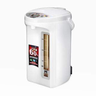 象印 ZO JIRUSHI VE真空保温电热水壶家用4L不锈钢微电脑电热水瓶电烧水壶 CV-TYH40C