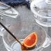 青苹果 微波炉专用 耐热透明玻璃碗