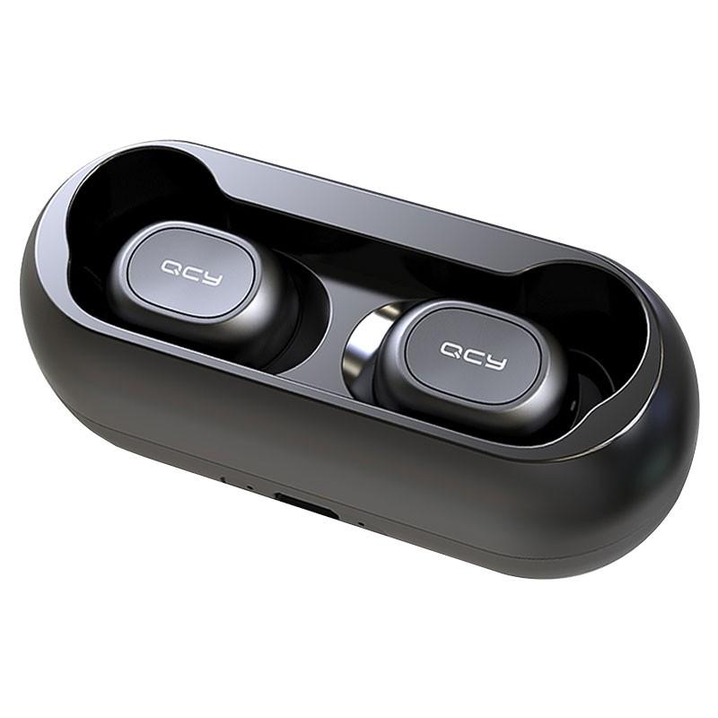 QCY 乐在其中  T1C 入耳式无线蓝牙耳机 黑色