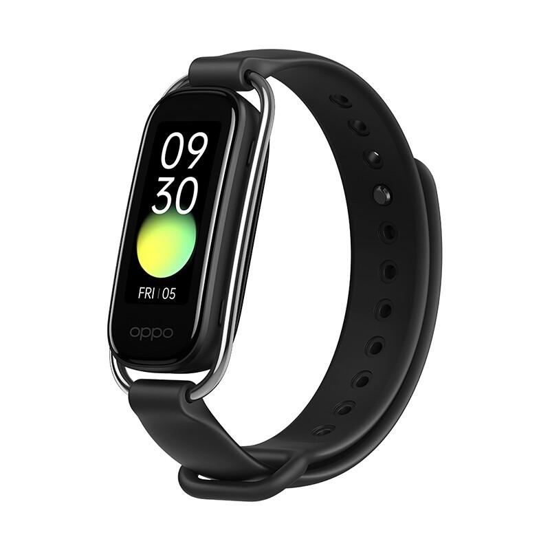 OPPO 手环 时尚版  智能运动手环 NFC版 星空黑