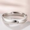 SEAZA 喜钻 经典情侣钻石戒指