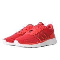 adidas NEO Lite Racer 女士休闲运动鞋 FW5689 红白 39
