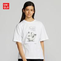 女装/亲子装 (UT) DA x Pokémon 印花T恤(短袖) (宝可梦) 430598