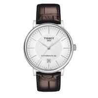 TISSOT 天梭 卡森系列 T122.407.16.031.00 男士自动机械手表