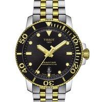 TISSOT 天梭 海星系列 T120.407.22.051.00 男士自动机械手表