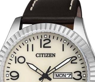 Citizen 西铁城 BM8530-11XE 光动能男士腕表
