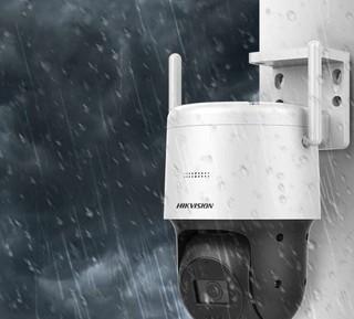 HIKVISION 海康威视 DS-2SC3Q140IY-T/W 无线云台对讲球机 400W像素 4mm焦距