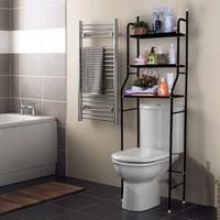 移动专享:usesl 优斯哲 浴室多用置物架 3层