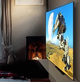LG OLEDBX系列 OLED55BXPCA 55英寸 4K OLED电视