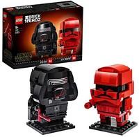 亚马逊prime LEGO 乐高 星球大战 方头仔 75232 *3件