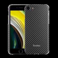 Evutec 苹果 iPhone SE 2/7/8/7 Plus/8 Plus 凯夫拉手机壳