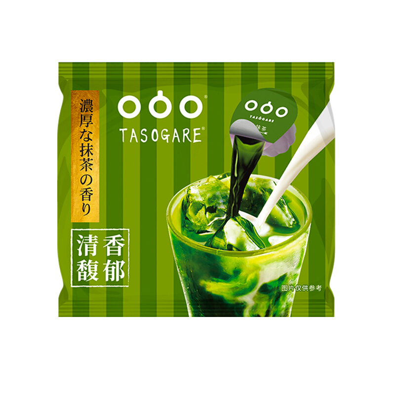 TASOGARE 隅田川 日本进口抹茶胶囊 4颗*4袋