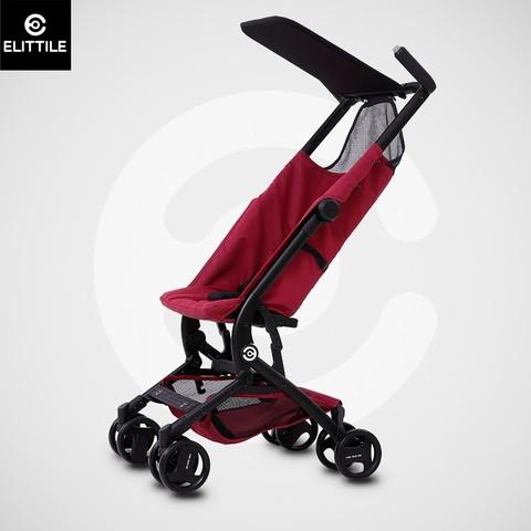 elittile 可折叠婴儿推车