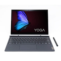 Lenovo 联想 Yoga Duet 13.0英寸二合一笔记本电脑(i5-10210U、16GB、512GB、触控笔)