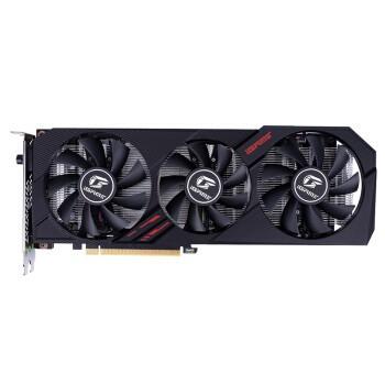 COLORFUL 七彩虹 iGame GeForce GTX 1660 SUPER Ultra 6G C 显卡