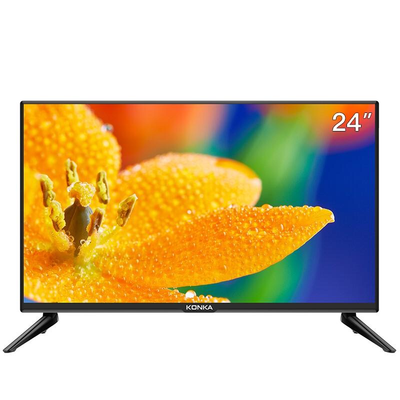KONKA 康佳 LEDE330C系列 液晶电视 24英寸