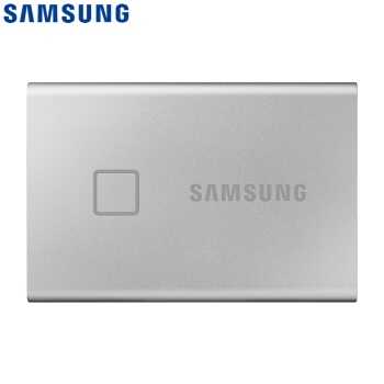 SAMSUNG 三星 T7 Touch 移动固态硬盘  1TB